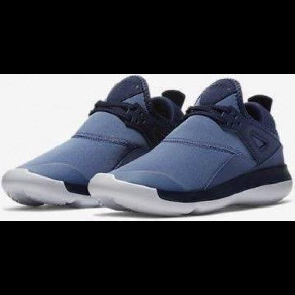 77e637529e8 Nike Jordan Fly  89 Shoes Blue Moon Polarized NWT